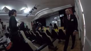 Mohand Henry Fadl Creativity With CLIL in Konya 2016