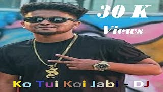 Ko Tui Koi Jabi by Shafayat Hossain - DJ - Bangla Rap & Hip Hop Song - 2016