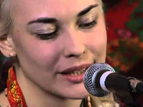 Beautiful Russian song and a girl (Mlada)