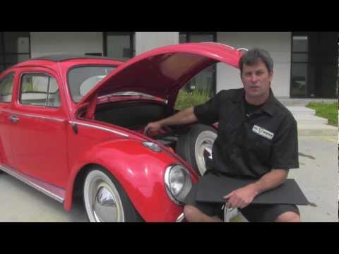 EV West 1963 VW Beetle Electric Car Conversion - Classic Volkswagen Bug Kit Walkthrough