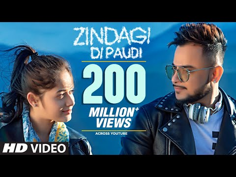 Download Zindagi Di Paudi Song: Millind Gaba   Bhushan Kumar   Jannat Zubair, Nirmaan, Shabby   New Song 2019 Mp4 baru