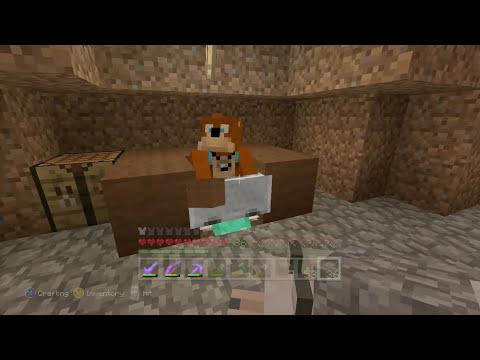 Minecraft Xbox - Secret Shop [271]