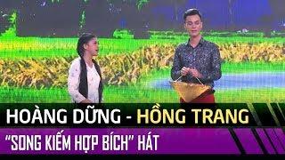 Hoàng Dững và Hồng Trang – 'xứng đào xứng kép' trên sân khấu Tài Tử Tranh Tài Tập 3
