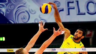 "Top 10 ""boom-boom""  attack by Wallace Leandro de Souza 