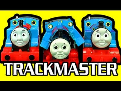 Ultimate Thomas The Tank Trackmaster BTS Film School