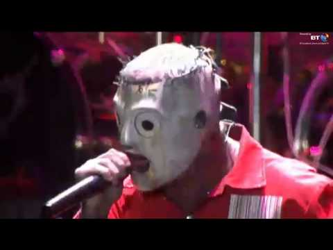 Slipknot live Knebworth 2011