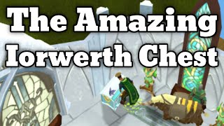 Iorwerth Crystal Chest: Cheap and AFK Smithing XP [Runescape 2015]
