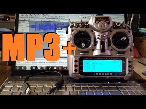 MP3 to Taranis Background Music