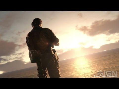 Metal Gear Solid 5: The Phantom Pain - Gameplay Demo - Gamescom 2015