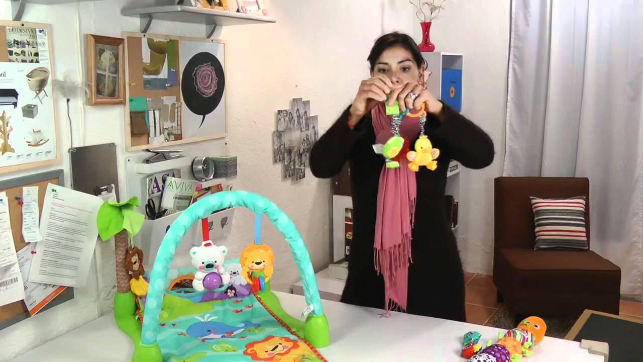 Juguetes para beb s de 0 a 6 meses youtube - Regalo bebe 3 meses ...
