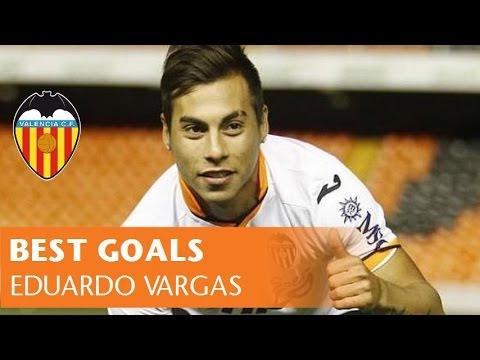 Eduardo Vargas mejores goles / best goals