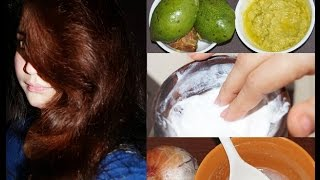 6 Miracle Ingredients for Fast Hair Growth | Stop Hair Loss | Thick Hair