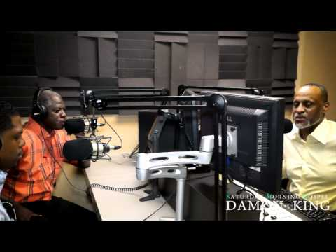 Exclusive Interview With Lee Williams On Saturday Morning Gospel With Damon King video