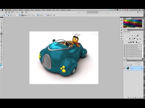 Photoshop - Herramienta Sustitución de color