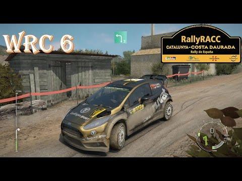 FIA World Rally Championship (WRC 6) прохождение Rallyracc catalunya - costa daurada (Испания)