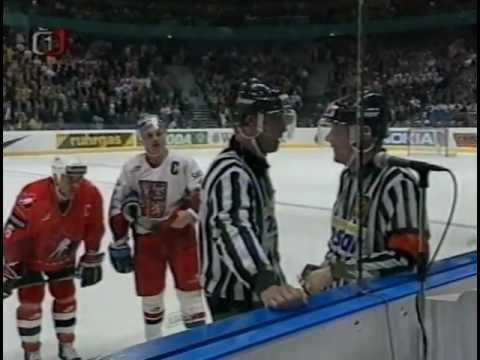 MS 1997 Česko Kanada (bitka)