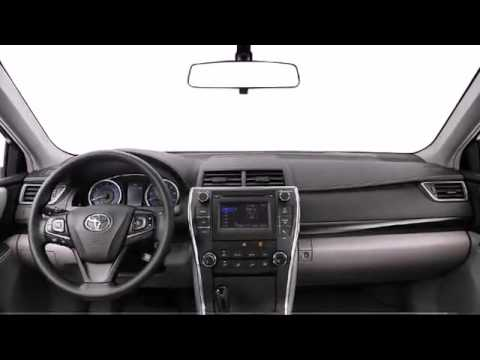 2016 Toyota Camry Video