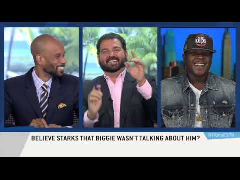 "Video: Jadakiss Appears On ESPN's ""Highly Questionable"" Show"