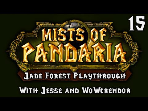 Mists of Pandaria - Jade Forest (Part 15): Dragon Riding Wendy Rule 34