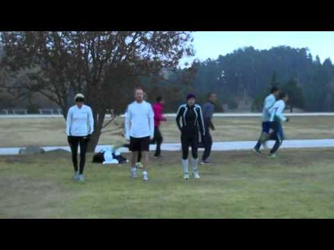 Jenny Meadows Video Blog - Dec 2011