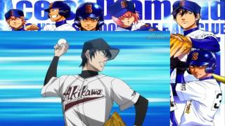 Best of Diamond no Ace #110 - You Shunchen's Pitching #1