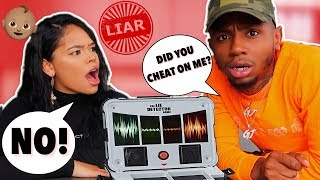 COUPLES LIE DETECTOR TEST (HE'S NOT THE FATHER 💔)