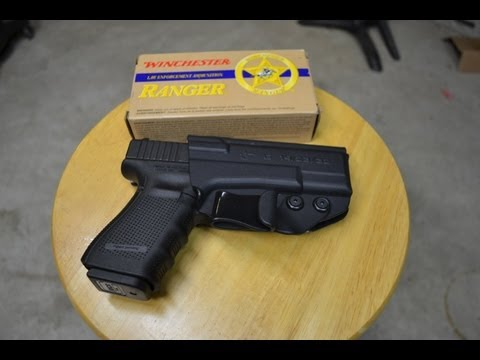 Glock 23 .40 S&W Gen 4 Review