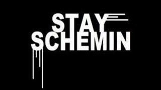 "Lyrics on Screen - Stay'Schemin""-Freeman Da Gospel Rapper"