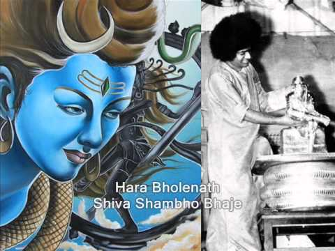 Dum Dum Dum Dum Damaru Bhaje - Sai Shiva Bhajan (students) video