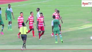 Magoli ya Simba vs Singida United, Full Time 5-1 28/02/2016