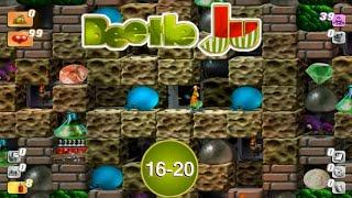 Beetle Ju: Poziom 16 - 20