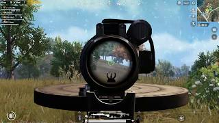 PUBG Mobile : playing with soul's Mortal clan member