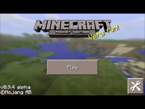 How to duplicate items in Minecraft PE 0.9.5-0.10.4/0.10.5 Get Unlimited Items HD