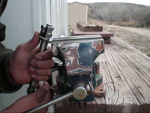 Mauser bolt fix