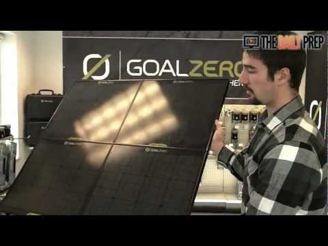 Goal Zero Solar