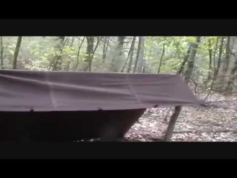 The Woodsman Trail Tarp