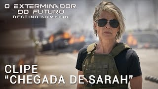 O Exterminador do Futuro: Destino Sombrio • Clipe