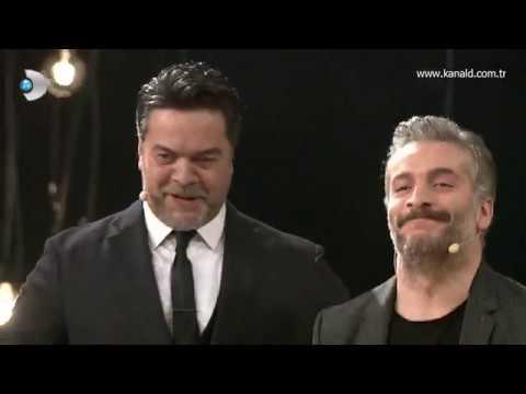 Beyaz Show - Beyaz Show- Beyaz ve Murat Cemcir'in komik koltuk şavaşı!