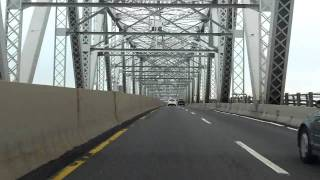 Outerbridge Crossing south/westbound