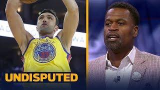 Stephen Jackson on Zaza Pachulia: 'I definitely would have slapped him' | UNDISPUTED