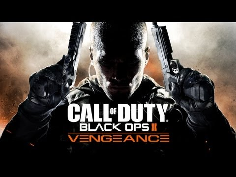 Official Call Of Duty Black Ops 2 Vengeance Dlc Map Pack
