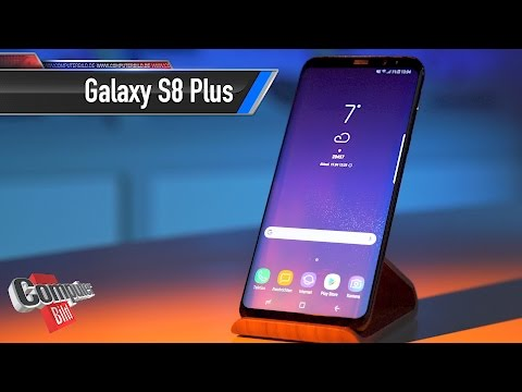 Samsung Galaxy S8 Plus: Der Spitzenreiter im Test!