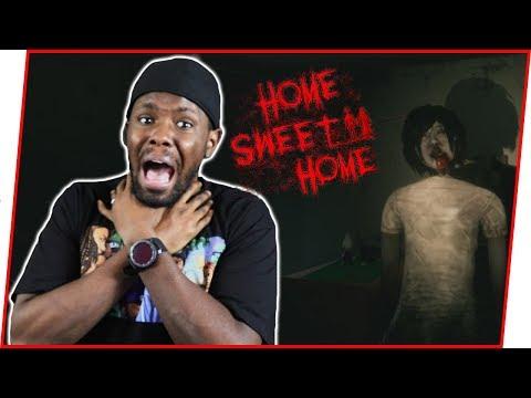 SCREAMED SO HARD I HURT MYSELF! - Home Sweet Home Demo Gameplay