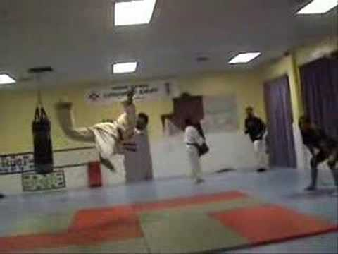 Kyokushinkai Karate Training Image 1