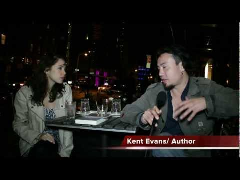Kent Evans, author of Crash Course on the Anatomy of Robots in NYC Interview