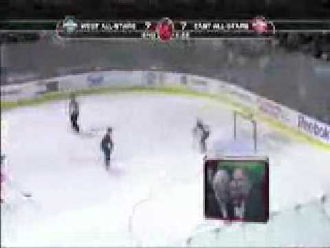 Alexei Kovalev Goal # 15 2009 NHL-All Star Game Video