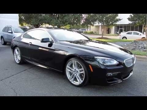 2012 Bmw 650i Coupe Start Up Exhaust And In Depth Tour Youtube