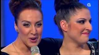 Mónica Naranjo Y Tania Fuegho | Sobreviviré (Directo en Luar) 25/01/2013
