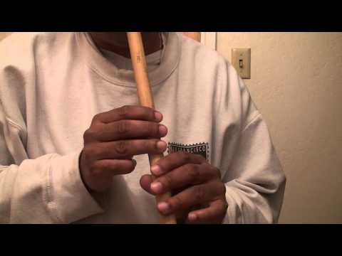 Tera mera pyar amar on flute - Travails with my flute