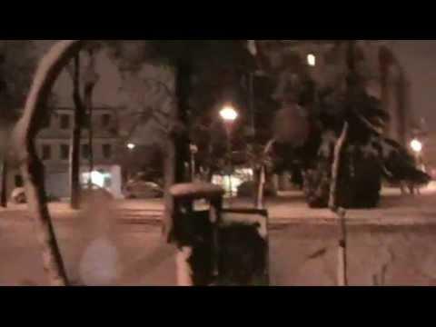 venezia marghera il11/02/2013 dopo la neve il vento di scirocco